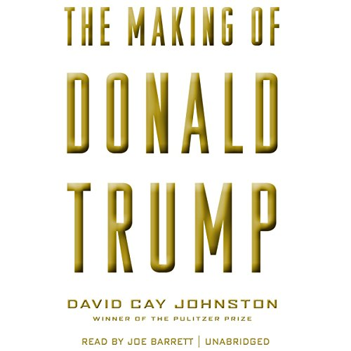 The Making of Donald Trump by Unknown