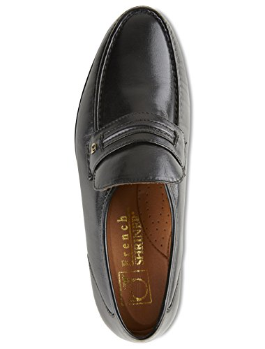 Francese Shriner Dayton Mocassini Slip-on Nero