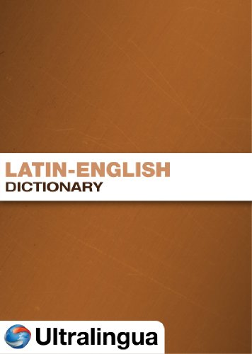 Latin-English Dictionary for PC [Download]