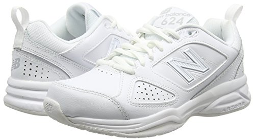 Balance Zapatillas New Mujer Wx624ws4 Blanco AOwaFqx
