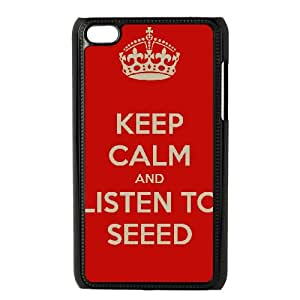 iPod Touch 4 Case Black Seeed as a gift R525041