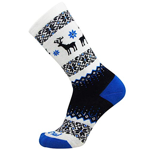 Kids Merino Wool Ski Socks – Snow Sock for Boys, Girls, Children – Snowboard