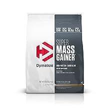 Dymatize Nutrition - Super Mass Gainer Cookies & Cream - 12 lbs.