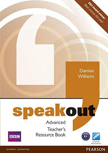 Read Online Speakout. Advanced Level pdf