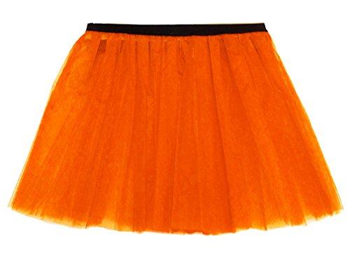 Orange Comfiestyle Trapze Jupe Femme Comfiestyle Trapze Jupe Femme f7w80Hxw