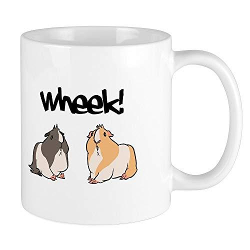 CafePress Wheek Guinea Pigs Mugs Unique Coffee Mug, Coffee Cup