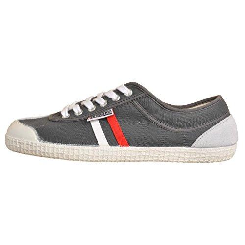 Calzado deportivo para mujer, color gris , marca KAWASAKI, modelo Calzado Deportivo Para Mujer KAWASAKI RETRO SP Gris gris