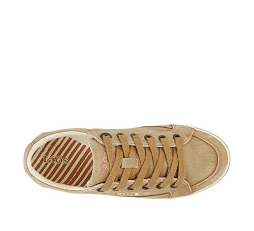 free shipping cheap price for cheap Taos Footwear Women's Moc Star Sneaker Tan Distressed cheap largest supplier for sale cheap real outlet store online aZjyab4N