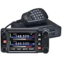 Yaesu Original FTM-400XDR 144/430MHz Dual-Band Analog/Digital Mobile Transceiver System Fusion