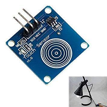 Sellify 1 Pc Sensor Module numérique TTP223B capacitif tactile tactile Commutateur Pour Arduino Generic