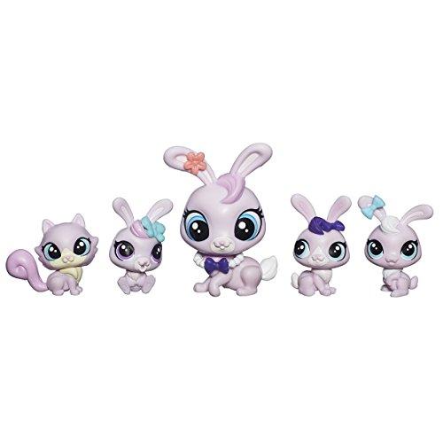 Littlest Pet Shop Surprise Families Mini Pet Pack (Bunnies) Doll