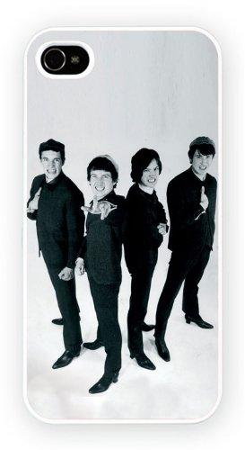 The Kinks - mono, iPhone 5C, Etui de téléphone mobile - encre brillant impression