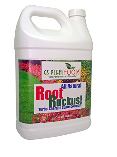 - Root Ruckus! Turbo Charged Liquid Compost 1 Gallon