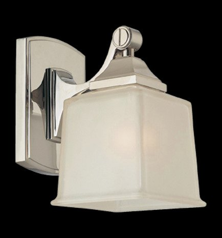 Lakeland One Light Wall - Old Bronze One Light Wall Sconce from the Lakeland Collection