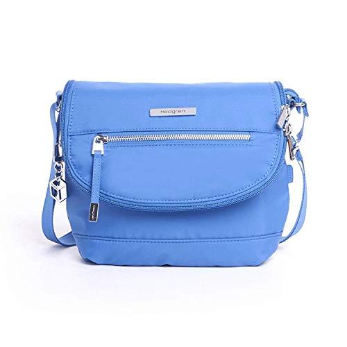 Moontang w Colore Blue Handbag Sapphire Cross Crossover body Zinc Dimensione Flap Aura Shimmer 8twqg8r