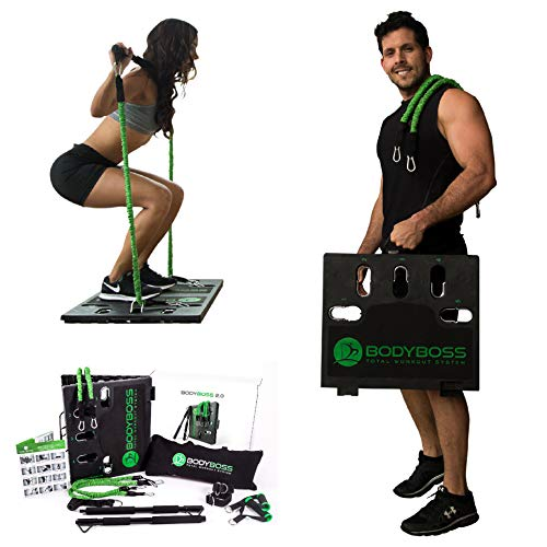 BodyBoss Home Gym 2 0 Collapsible product image