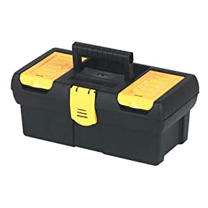 "12.5"" Stanley Series 2000 Toolbox With Tray 013013S"