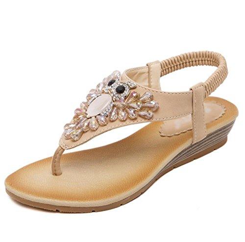 Las Zapatos Mujeres De Del Moldeado Diamante Pellizco Palabra Persona La A Salvajes Sandalias x4xFrZ