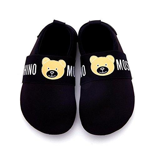 For Water Quick black Slip Giotto Kids Dry Boys F Swim Shoes Non Girls amp; q8qwI6EW