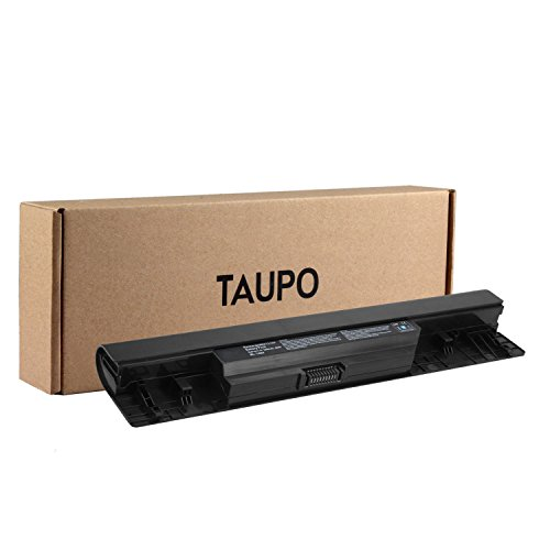 TAUPO Laptop Battery for Dell Inspiron 1764 1564 1464, fits P/N JKVC5 312-1021 0FH4HR NKDWV K456N [Li-ion 6-Cell] - 12 Months Warranty - Dell Inspiron 1464 Battery