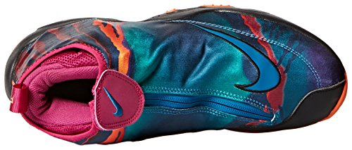 Nike Hombres Air Zoom Flight El Guante Grn Abyss / Blk-brght Mgnt-trf O