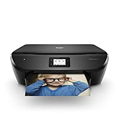 Designed for those that love to share photos, The HP ENVY photo line allows you to print stunning, true-to life photos for less than 5 cents each with HP Instant Ink (subscription required). with a dedicated photo tray and borderless printing...