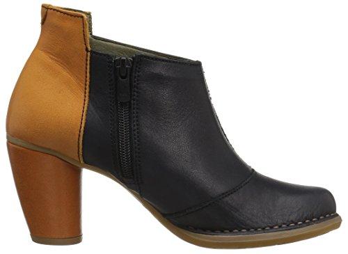 Short Ibon Carrot Women's El Plume Nf63 Colibri Leaf Black Boots Naturalista wUxq0Af