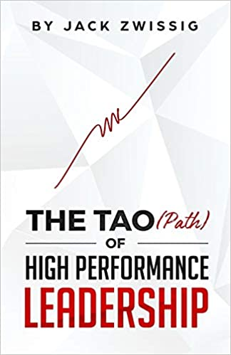 Tao of High Performance Leadership cover