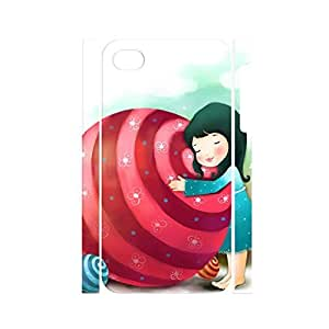 TYH - Vivid Delicious Food Series HandmadeHard Plastic Case Cover for Iphone 6 4.7 Case ending phone case