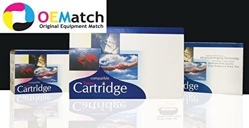 Cartridge for HP Color LaserJet Enterprise FLOW M880z OEMatch Replacement for HP 827A Magenta CF303A M880z+