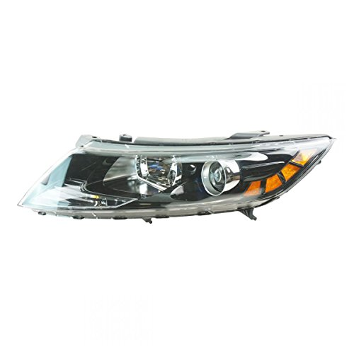 Headlight Headlamp Light Lamp Halogen Left Driver Side LH for 11-13 Kia Optima ()