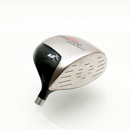 Asti Heater Titanium Golf Component Head Loft 9.5, 10.5 Degree Righthanded (10.5) (Professional Heater Titanium)