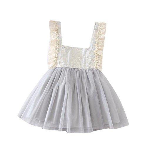 Angelic Ruffle Dress - 1