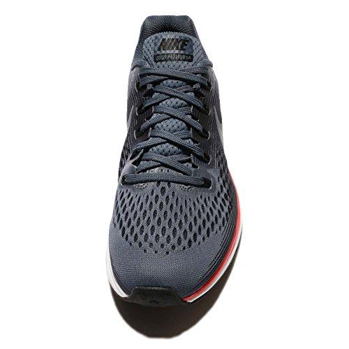Nike Women's Air Zoom Pegasus 34 Running Shoes-Blue Fox/Black-5 by Nike (Image #5)