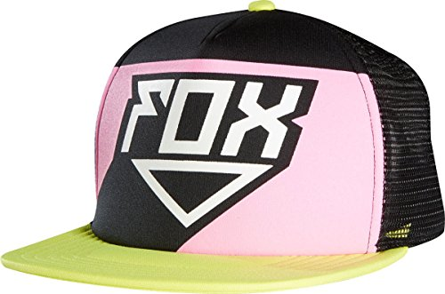Fox Racing Girls Intake Trucker Adjustable Hat/Cap One Size Black (Fox Racing Girls Clothing compare prices)