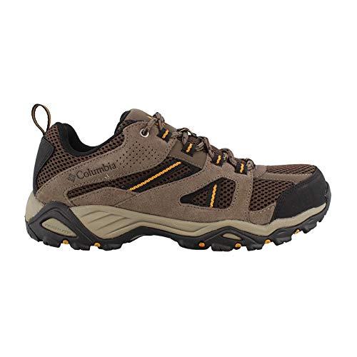 Columbia Men's, Hammond Hiking Sneakers Cordovan 7.5 M