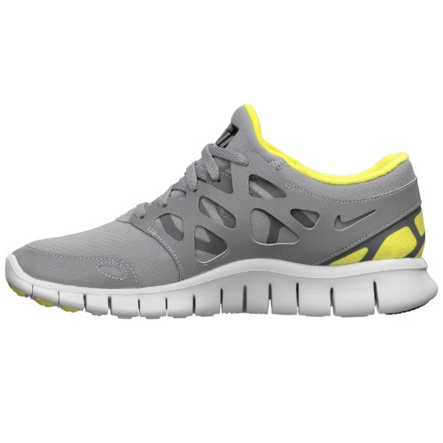 Nike Women Free Run+ 2 Shield 472526-007 Farbe: stealth, 5 US