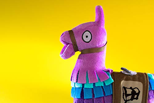 "41B2mm1ZSZL - Fortnite 7"" Llama Loot Plush"