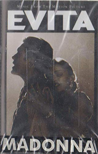 Evita Music - Evita - Music from the Motion Picture -13559 Cassette Tape