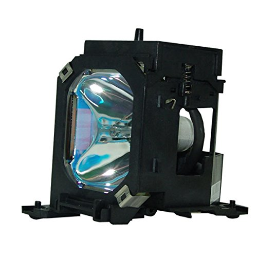 7700p Projector (QueenYii ELPLP12 Compatible for EPSON PowerLite 7700p Replacement Projector Lamp with bulb)