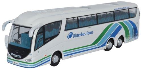 1/76 スカニア Irizar PB Ulsterバス(ホワイト) OX76IRZ003