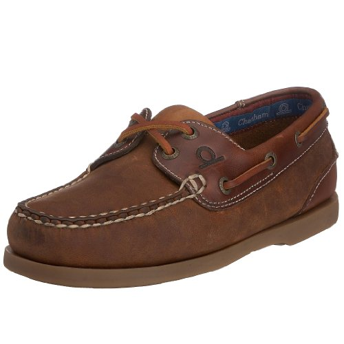Chatham Bermuda Lady G2 Women's Boat Shoes Walnut/Seahorse