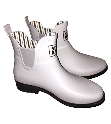in Women Shipping Grey Canada Rain High Quality Free Fashion Black and Boots ER0qT