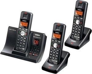 amazon com uniden tru9280 3 5 8 ghz 3 handset cordless phone rh amazon com uniden tru9480 manual uniden tru9480 manual