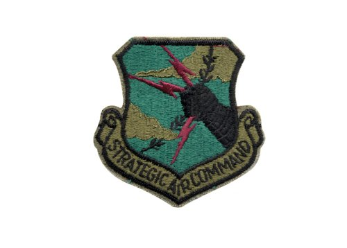 Rothco Patch - Strategic Air Command/Subdued