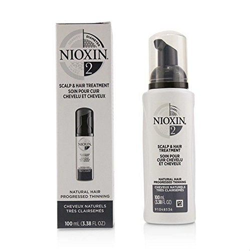 Nioxin Scalp Treatment for Fine Hair System 2 for Hair , 6.76 oz