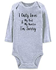 It's time to add something new to his /her lineup, these Short Sleeve baby' Bodysuit are the ideal for choice! Rompers is an essential in baby's wardrobe  Package included: 1x Rompers Notes: 1、Color may be lighter or darker due to the differe...