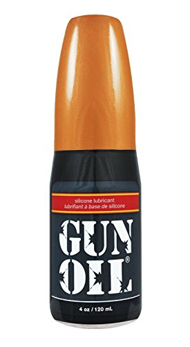 Gun Oil Silicone Lubricant 4oz