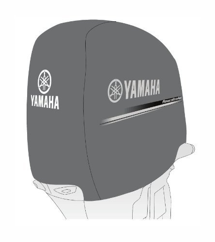 OEM Yamaha A-Model F150 Outboard Motor Cover MAR-MTRCV-1C-15