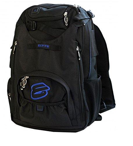 Mochila para patinete de Elyts team, negro y azul: Amazon.es ...